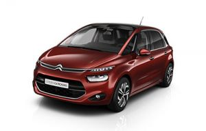 C4 Picasso II (2013 ->)