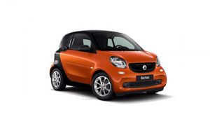 Fortwo (2014 ->)